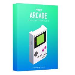 Standalone-Music Arcade - Retro Game Serum Presets