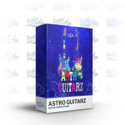Cartel Loops Astro Guitarz 1 (Guitar Pack) WAV
