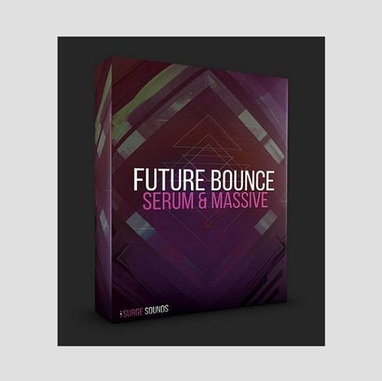 Surge Sounds Future Bounce 2 Serum & Kits