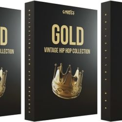 Cymatics Gold - Hip Hop Production Suite WAV