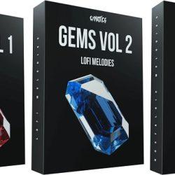 Cymatics Gems Melody Bundle WAV MIDI