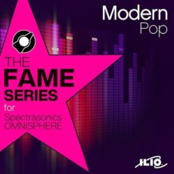 Ilio The Fame Series Modern Pop Patches For Omnisphere
