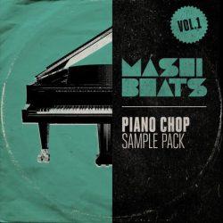 MASHIBEATS Sample Packs Piano Chop Vol.1 WAV