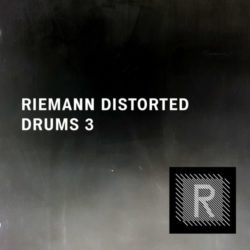 Riemann Kollektion Riemann Distorted Drums 3 WAV
