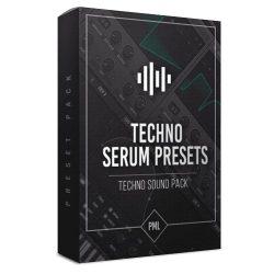Production Music Live Serum Techno Preset Pack