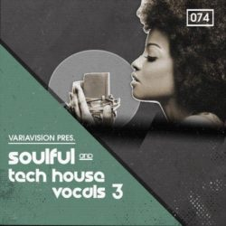 Bingoshakerz Soulful and Tech House Vocals 3 WAV