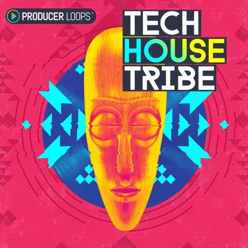 Producer Loops Tech House Tribe WAV MIDI
