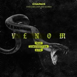 Venom - Trap Construction Kits Sample Pack WAV