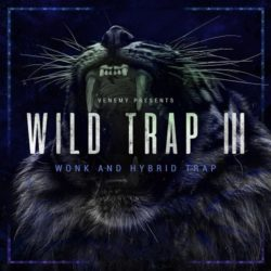 Wild Trap V3: Wonk & Hybrid Trap Sample Pack WAV