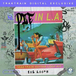 """Splice """"Die in L.A."""" - Traktrain Guitar Loop Kit WAV"""