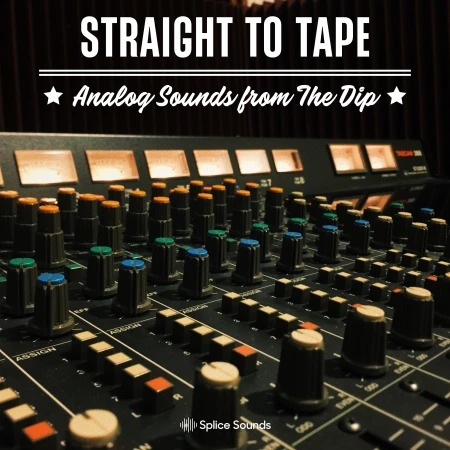 Splice Straight to Tape: Analog Sounds from The Dip WAV