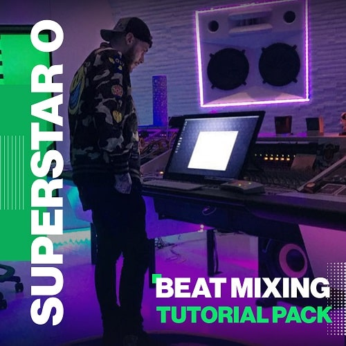 IndustryKits Beat Mixing Tutorial Pack [SuperStar O]