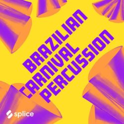 Splice Originals Brazilian Carnival Percussion WAV