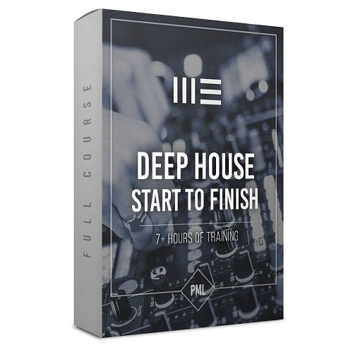 PML Deep House Track From Start To Finish Course