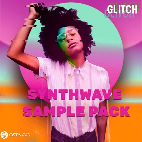 OST Audio Glitch Synthwave