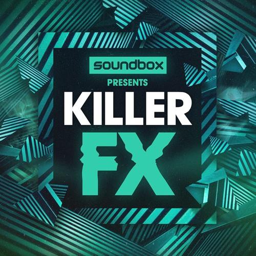 Soundbox Presents Maximum FX Sample Pack WAV