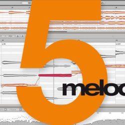 Celemony Melodyne 5 Studio v5.0.0.048 IN & MacOSX