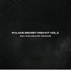 PVLACE – Secret MIDI Kit Vol. 3