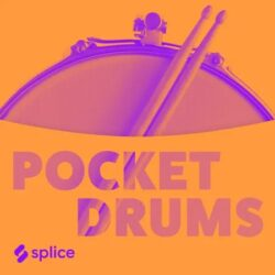 Splice Originals Pocket Drums with Corey Fonville WAV