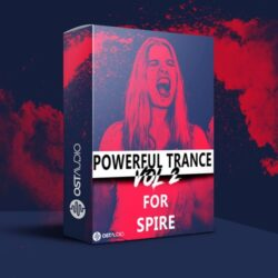 OST Audio Powerful Trance & Psy Trance For Spire Vol.2