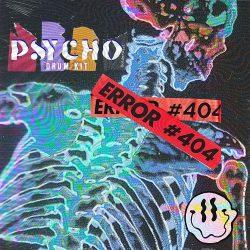 """ProdbyJack """"Psycho"""" Drum Kit WAV"""