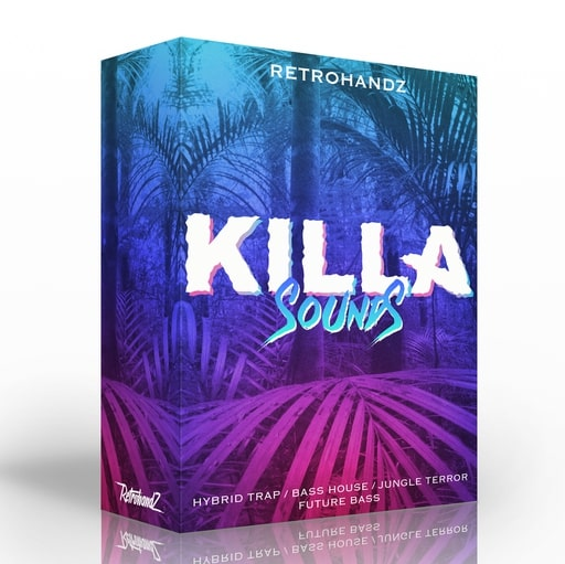 Retrohandz Killa Sounds (Gold Edition)