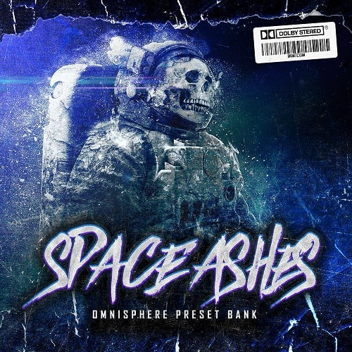 Digikitz Space Ashes (Omnisphere 2 Bank)