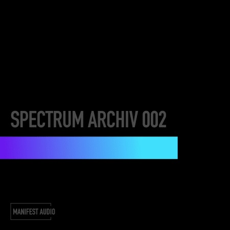Manifest Audio Spectrum Archiv 002 WAV