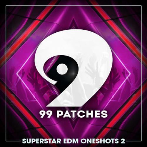 99 Patches Superstar EDM Oneshots 2 WAV
