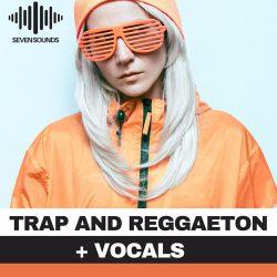 Seven Sounds Trap & Reggaeton + Vocals Sample Pack