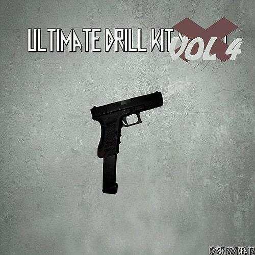 Swizzy Beatz Ultimate Drill Kit v4 WAV MiDi FLP
