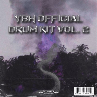 YBH Beats YBH Official Drum kit Vol.2 WAV FLP