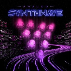 Analog Synthwave Sample Pack WAV