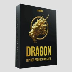 Cymatics Dragon - Hip Hop Production Suite