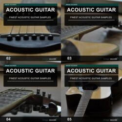 Image Sounds Acoustic Guitar 01-05 WAV