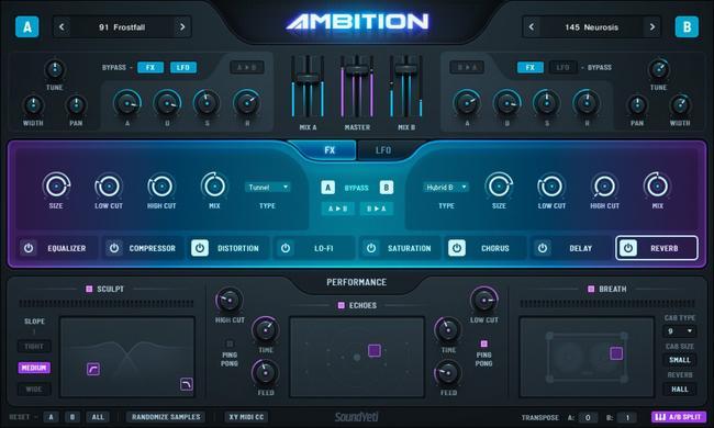 Sound Yeti Ambition v1.1 KONTAKT