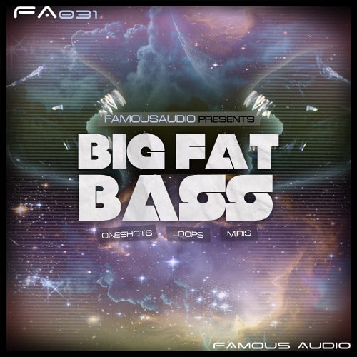 FA031 Big Fat Bass Sample Pack WAV