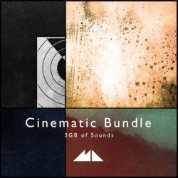 ModeAudio Cinematic Bundle WAV MIDI