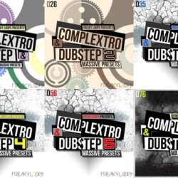Freaky Loops Complextro and Dubstep Vol.1-6 [Massive Presets]