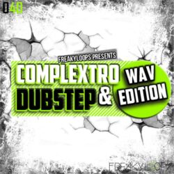 FL040 Complextro & Dubstep WAV Edition Vol.1