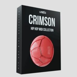 Cymatics CRIMSON - Hip Hop MIDI ColletionCymatics CRIMSON - Hip Hop MIDI Colletion