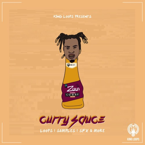King Loops Curry Sauce Sample Pack