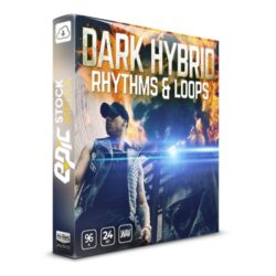 Epic Stock Media Dark Hybrid Rhythms & Loops WAV