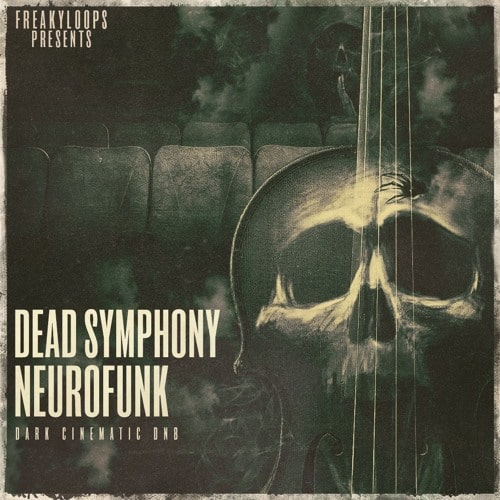 FL156 Dead Symphony: Neurofunk Sample Pack WAV