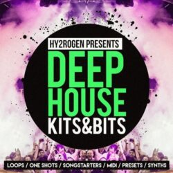 HY2ROGEN PRESENTS Deep House Kits & Bits