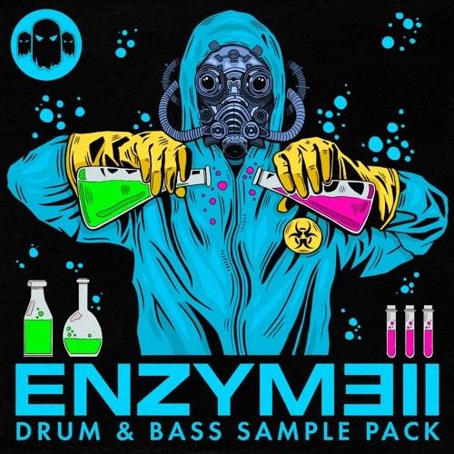 ENZYME II - Drum & Bass Sample Pack WAV