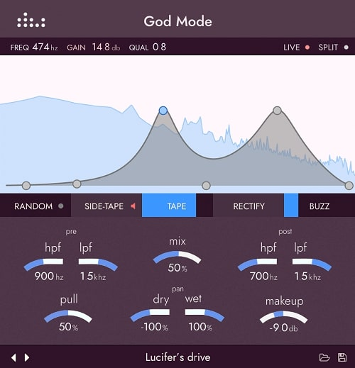 Denise God Mode v2.0 VST VST3 AU AAX WIN & MACPSX