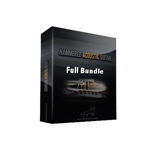 audiowiesel Hammered Acoustic Guitar Full Bundle v1.5 KONTAKT