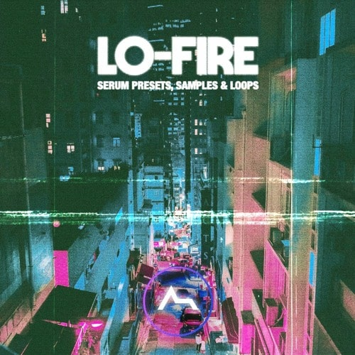 ADSR Sounds LO-FIRE (Serum Presets, Samples & Loops)