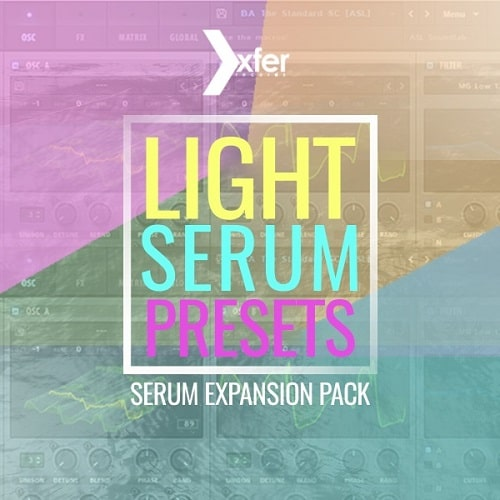 Light Serum Presets by Plugin Boutique